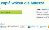 final zbiorki na SiePomaga_Milosz