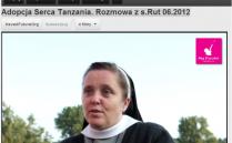 wywiad z s.Rut z Tanzanii czerwiec 2012