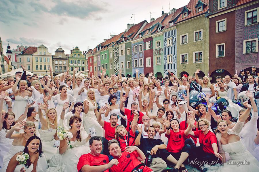 Akcja Charytatywna Panny Młode 2012