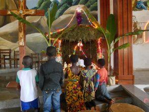 Christmas/Bożę Narodzenie 2012 Kamerun, Yaounde.
