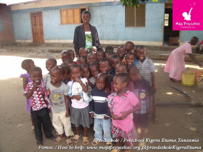 Przedszkole Preschool Kigera Etuma Tanzania2