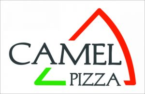 camel pizza logo