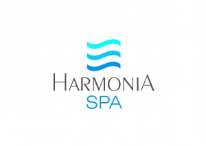 harmonia spa logo white