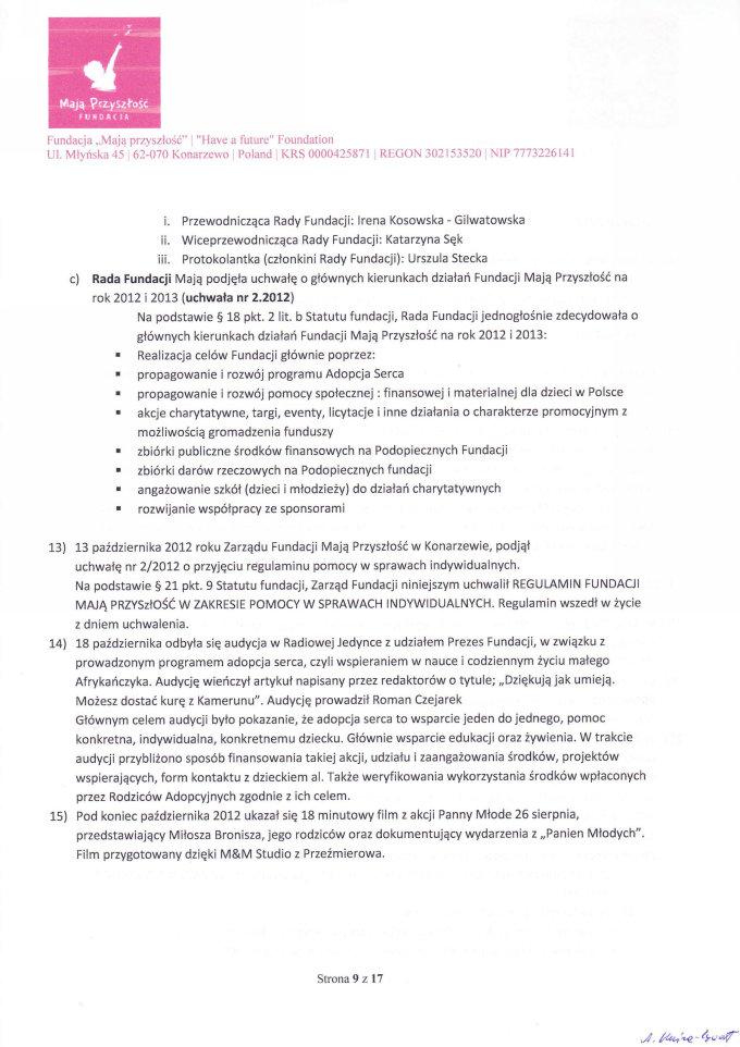 sprawozdanie merytoryczne_FMP_za 2012_10