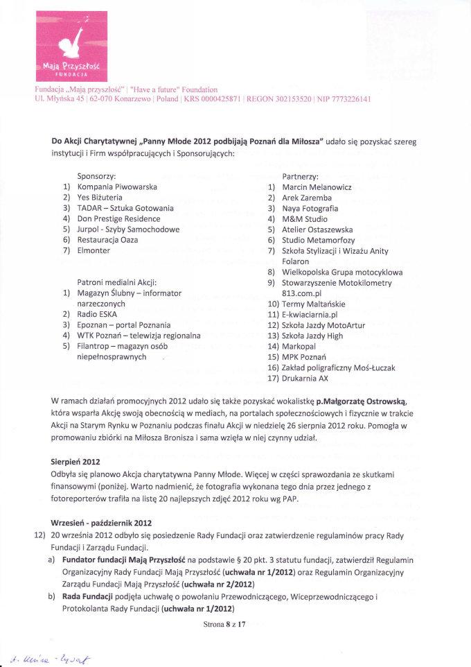 sprawozdanie merytoryczne_FMP_za 2012_8