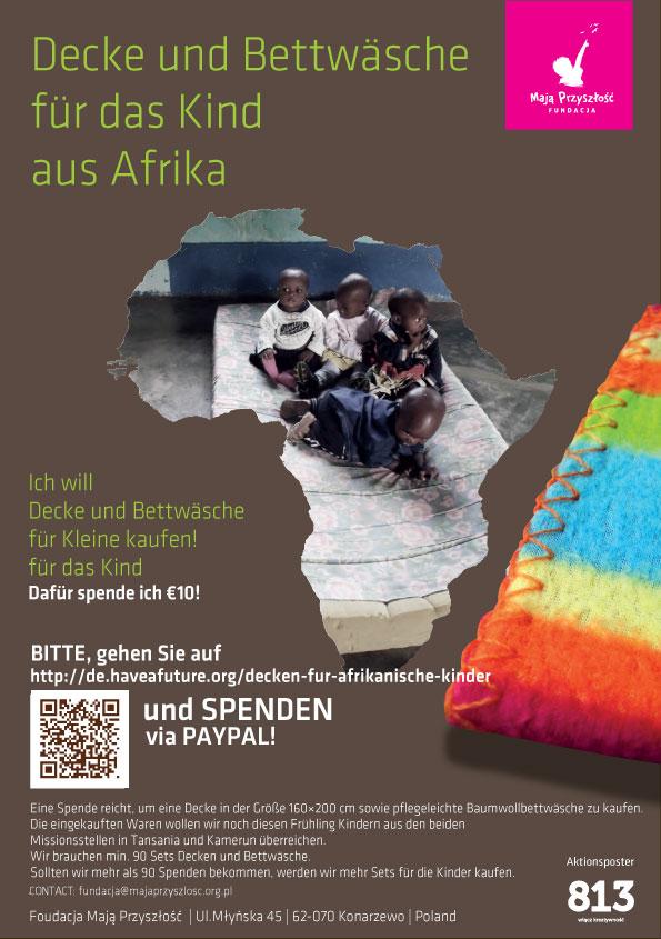 Decke-Bettwasche-Kind-aus-Afrika