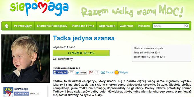 Tadzio_100procent-na-Siepomaga_24.03.2014