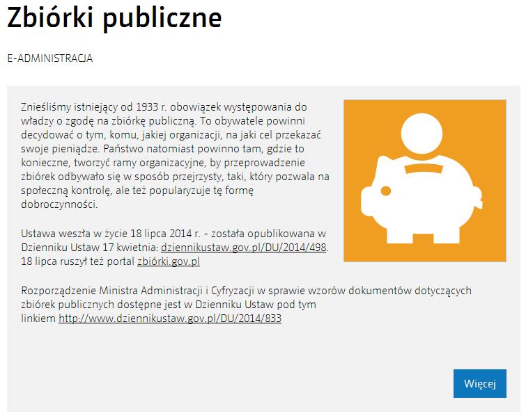 zmiana ustawy o zbiorkach publicznych 18 lipca 2014