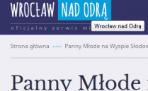 Print Wrocław nad Odrą